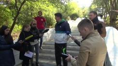 """Conferință de presă susținută de organizatorii proiectului """"Orașul Meu"""""""
