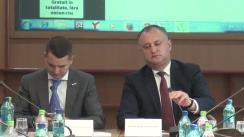 """Conferința Internațională organizată de Asociația Obștească """"Iubesc Moldova"""", în colaborare cu Fondul Internațional pentru Unitatea Popoarelor Ortodoxe, cu tema """"Civilizația ortodoxă și lumea modernă în noile realități geopolitice"""""""