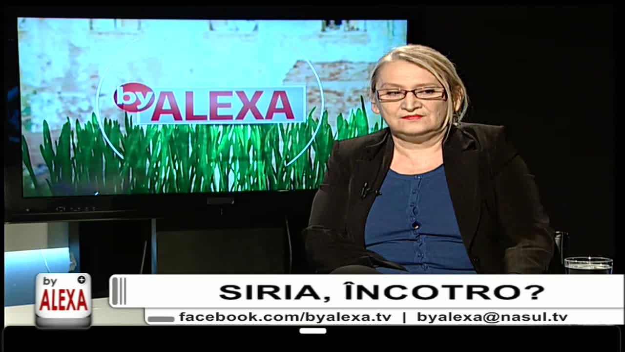 "Emisiunea ""By Alexa"", cu Alexa Ionescu"