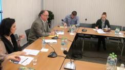 Masa rotundă tematică privind problemele de adaptare a Republicii Moldova la schimbările climatice din perspectiva de gen