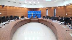 Conferință de presă susținută de ministrul Afacerilor Externe al Republicii Moldova, Natalia Gherman, și director executiv pentru Europa și Asia Centrală din cadrul Serviciului European pentru Acțiune Externă, Gunnar Wiegand, privind rezultatele primei reuniuni a Comitetului de Asociere RM-UE