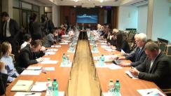 Prezentarea publică a Raportului de compatibilitate a legislației Republicii Moldova cu Principiile globale privind securitatea națională și dreptul la informație