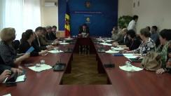 Ședința Grupului de lucru pentru reglementarea activității de întreprinzător din 21 octombrie 2015