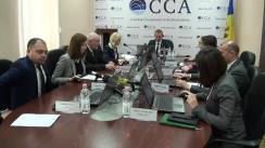 Ședința Consiliului Coordonator al Audiovizualului din 22 octombrie 2015