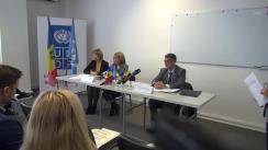 """Evenimentul de lansare a etapei a II-a a Proiectului SYSLAB """"Rețeaua consolidată a centrelor de dezvoltare a carierei în Republica"""""""