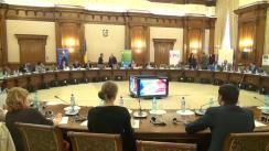 """Masa rotundă """"Interconectarea Europei. Gazele naturale în România"""" (Interconnecting Europe - Natural Gas in Romania), organizată la inițiativa europarlamentarului Norica Nicolai"""