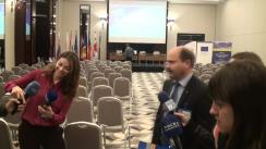 """Declarații după conferința """"Valorificarea potențialului maxim al DCFTA"""""""