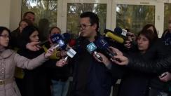 Declarațiile lui Vadim Pistrinciuc în timpul ședinței Curții de Apel Chișinău
