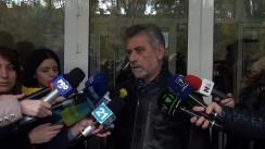 Declarațiile lui Tudor Deliu în timpul ședinței Curții de Apel Chișinău