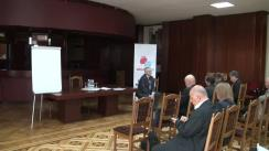 Forumul Mass-Media. Atelierul: Distribuția presei scrise: probleme și potențiale soluții (facilitator - Petru Macovei)