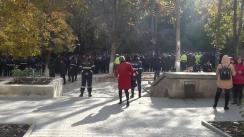 Examinarea de către Curtea de Apel Chișinău a contestației procurorilor privind eliberarea din arest a liderului Partidului Nostru, Renato Usatîi