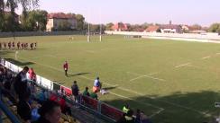Meciul de Rugby între Timișoara Saracens RCM-UVT - U Cluj