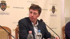 Declarațiile lui Dorin Chirtoacă și Ion Carpov după Ședința Primăriei din 2 noiembrie 2015