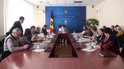 Ședința Grupului de lucru pentru reglementarea activității de întreprinzător din 4 noiembrie 2015