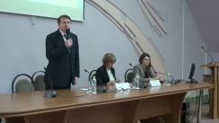 Prelegere publică susținută de reprezentantul rezident al PNUD și coordonator rezident ONU în Moldova, Dafina Gercheva, dedicată aniversării a 70-a a acestei organizații internaționale
