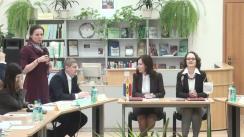 Semnarea memorandumui de înțelegere între Ministerul Tineretului și Sportului al Republicii Moldova și Agenția Universitară a Francofoniei (AUF)