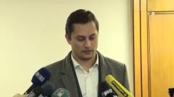 Declarațiile lui Adrian Lupușor după ședința comisiei pentru selectarea candidaturilor pentru funcția de Guvernator al Băncii Naționale a Moldovei