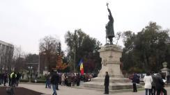 Marș pentru resetarea celor două state românești prin Unire