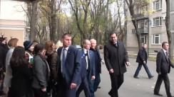Declarațiile reprezentanților fracțiunii PDM după consultările cu președintele Republicii Moldova, Nicolae Timofti, în vederea desemnării unui candidat la funcția de prim-ministru