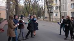 Declarațiile reprezentanților fracțiunii PCRM după consultările cu președintele Republicii Moldova, Nicolae Timofti, în vederea desemnării unui candidat la funcția de prim-ministru