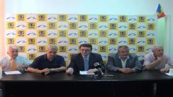 PNȚCD organizează o conferință de presă