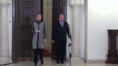 Declarațiile reprezentanților PNL după consultările purtate cu președintele României, Klaus Iohannis, în vederea desemnării unui candidat pentru funcția de prim-ministru