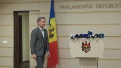 Declarațiile lui Iurie Leancă după negocierile dintre PD, PL și grupul Iurie Leancă pentru formarea alianței de guvernare