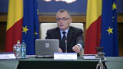 Ședința Guvernului României din 11 noiembrie 2015 (imagini protocolare)