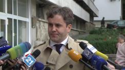 Declarațiile avocatului Igor Popa privind cererea de prelungire a mandatului de arest pe numele deputatului Vlad Filat