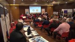 """Evenimentul """"Economia Socială Încotro? Lecții invățate și perspective pentru România"""""""