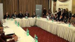 Prezentarea raportului privind valorificarea grantului de 20 de milioane de euro oferit de Guvernul României pentru instituțiile preșcolare din Republica Moldova