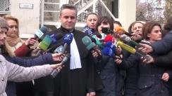 Declarațiile avocatului Igor Popa înainte de ședința Curții de Apel Chișinău privind examinarea recursului deputatului Vlad Filat