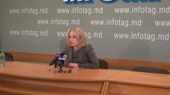 """Conferință de presă susținută de avocata Ana Ursachi cu tema """"De ce Plahotniuc caută """"urma Donbasului"""" în dosarul Petrenco?"""""""