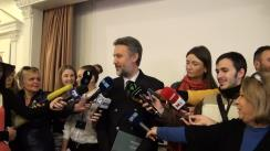 Declarațiile ambasadorului României în Republica Moldova, Marius Lazurca, privind valorificarea grantului de 20 de milioane de euro oferit de Guvernul României pentru instituțiile preșcolare din Republica Moldova