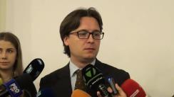 Declarații privind valorificarea grantului de 20 de milioane de euro oferit de Guvernul României pentru instituțiile preșcolare din Republica Moldova