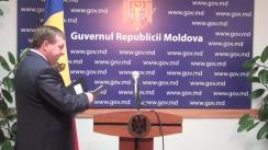Declarațiile lui Oleg Balan după ședința Guvernului Republicii Moldova din 18 noiembrie 2015