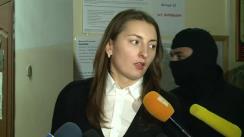 Declarațiile procurorului Adriana Bețișor după ședința Curții de Apel Chișinău privind examinarea recursului avocaților deputatului Vlad Filat