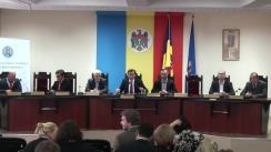 Întrunire dedicată marcării 18 ani de la adoptarea Codului electoral al Republicii Moldova și 18 ani de activitate a Comisiei Electorale Centrale