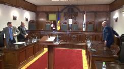 Hotărârea Curții Constituționale asupra sesizării privind controlul constituționalității legii privind contracararea activității extremiste