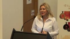 """Conferința organizată de Ziarul BURSA cu tema """"Implicațiile noului Cod Fiscal asupra IMM-urilor"""""""