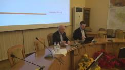 """Dezbatere publică organizată de Fracțiunea Blocului electoral """"Platforma Popular European din Moldova – Iurie Leancă"""" a proiectului Regulamentului privind constituirea și funcționarea Consiliului municipal Chișinău"""