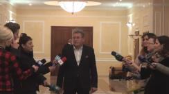 Declarațiile reprezentanților fracțiunii PL după consultările cu președintele Republicii Moldova, Nicolae Timofti, în vederea desemnării unui candidat la funcția de prim-ministru