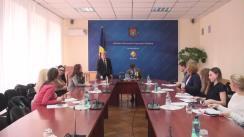 Conferință de presă cu ocazia lansării Săptămânii Moldova Eco-Energetică