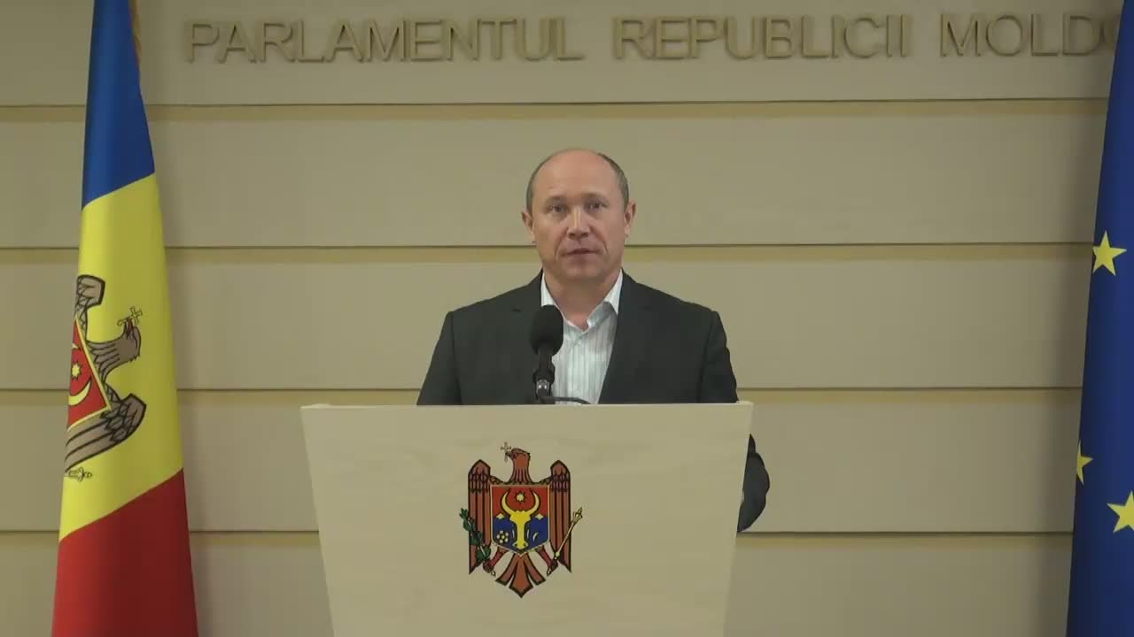 Declarațiile lui Valeriu Streleț după runda de discuții între reprezentanții PLDM cu deputații neafiliați din grupul Leancă