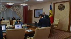 Ședința Guvernului Republicii Moldova din 2 decembrie 2015