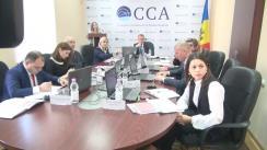Ședința Consiliului Coordonator al Audiovizualului din 3 decembrie 2015