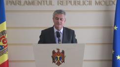 Declarațiile lui Oleg Reidman în timpul ședinței Parlamentului din 3 decembrie 2015
