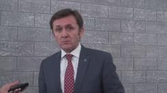 Declarațiile lui Iurie Ciocan înainte de Ședința Clubului de discuții electorale