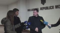 Declarațiile lui Valeriu Munteanu după negocierile între PLDM, PL, PD și deputații neafiliați din grupul Leancă