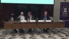 Conferința Naționala Anticorupție organizată de Institutul pentru Politici și Reforme Europene